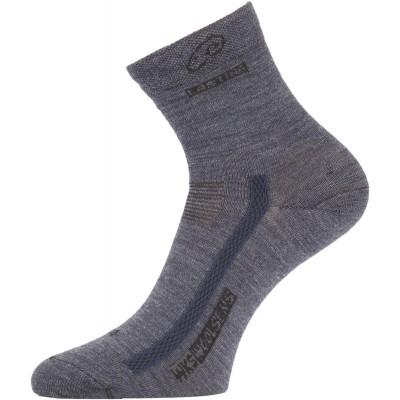 Lasting merino ponožky WKS 504 modrá