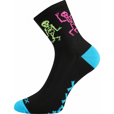 Merino ponožky WHI 721 hnědé