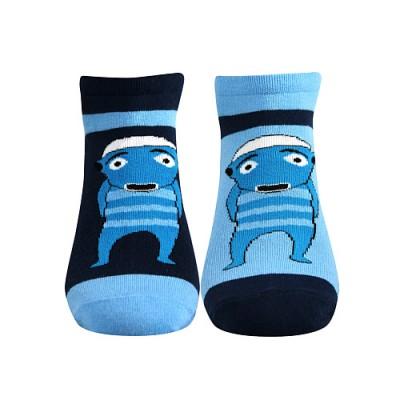 Dětské nízké ponožky Lichožrouti S Hihlík