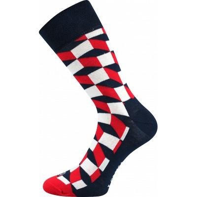 Ponožky Lonka Woodoo MIX A schody