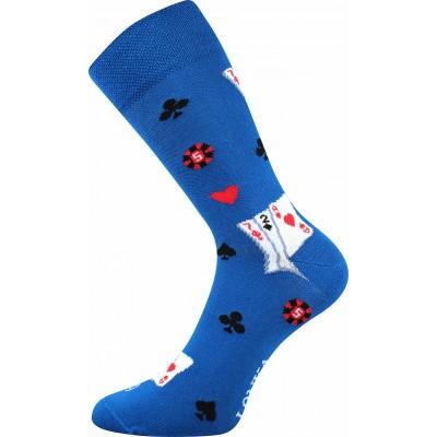 Ponožky Lonka Woodoo MIX Y karty