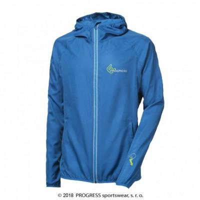 Progress AERO MAN pánská bunda modrá