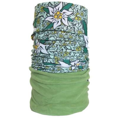 4FUN EDELWEISS GREY zimní multifunkční šátek