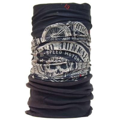 4FUN SPEED JUNKIES zimní multifunkční šátek