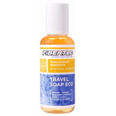 Fibertec TRAVEL SOAP ECO 100ML