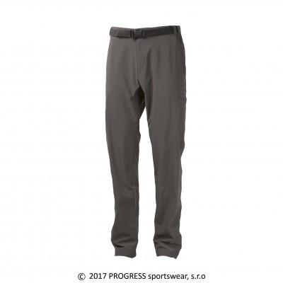 Progress EPIC pánské turistické kalhoty šedá