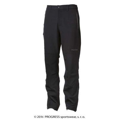 Progress AXCESS pánské outdoorové kalhoty černá