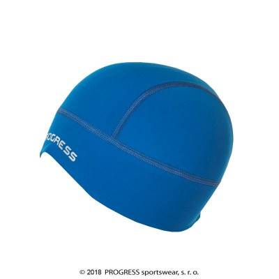 Progress XC CEP sportovní funkční čepice modrá