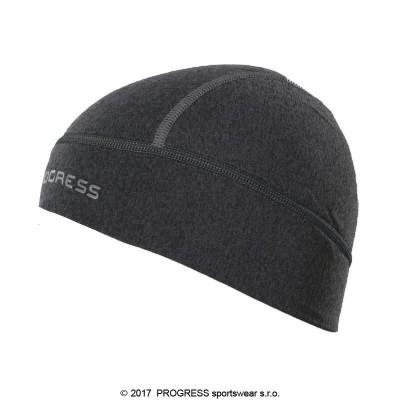 Progress XC CEP sportovní funkční čepice černá