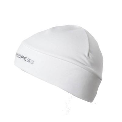 Progress TS CPC funkční sportovní čepice bílá