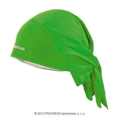 Progress SAT trojcípý šátek zelená
