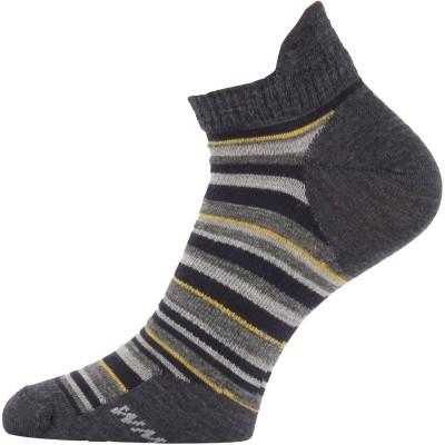 Lasting merino ponožky WPS 505 šedá