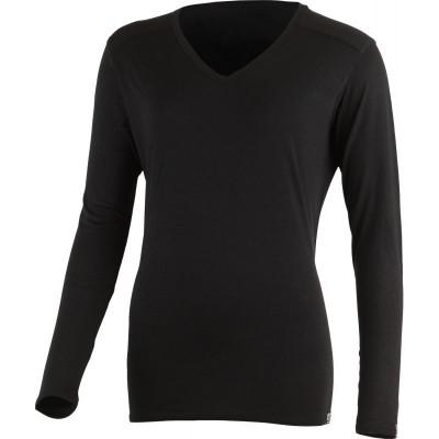 Lasting Dámské 100%merino tričko EVA 9090 černá