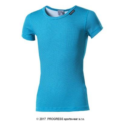 Progress MS NKRD dětské funkční tričko s krátkým rukávem...