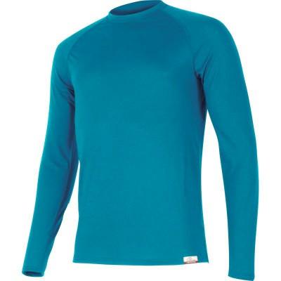 Lasting Pánské 100% merino tričko dlouhý rukáv  ATAR 5858...
