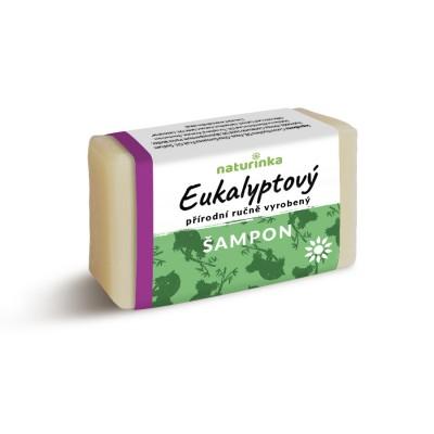 Naturinka Eukalyptový  šampon velký (110 g)