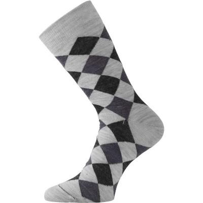 Lasting merino ponožky WPK šedé 800
