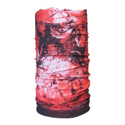 4Fun Viking Drakkar Red letní multifunkční šátek