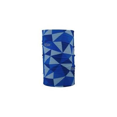 4Fun Mosaic Blue letní multifunkční šátek
