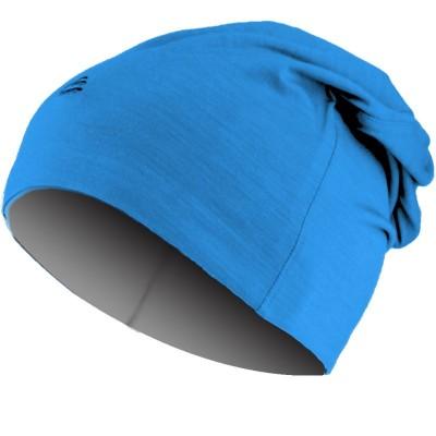 Lasting merino čepice BOLY 5180 modro šedá