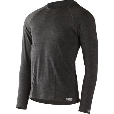 Lasting Pánské 100% merino tričko dlouhý rukáv  ATAR 8169...