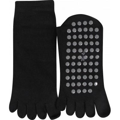 Boma prstové ponožky s ABS chodidlem Prstan-a 06