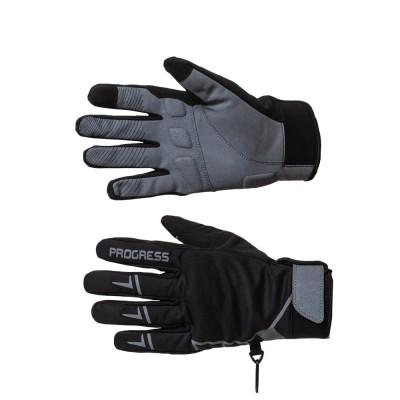 Progress WINTERSPORT GLOVES zimní rukavice černá