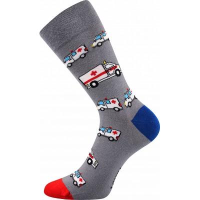 Ponožky Lonka Depate MIX L oblekovky záchranka