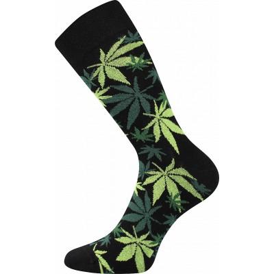 Ponožky Lonka Depate MIX K oblekovky tráva