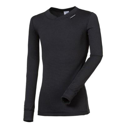 Progress MS NDRD dětské funkční tričko dlouhý rukáv černá