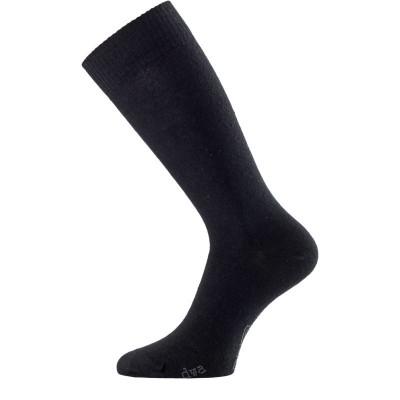 Merino ponožky DWA 900 černé