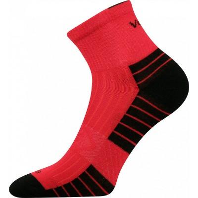 Voxx Bambusové Ponožky Belkin červená
