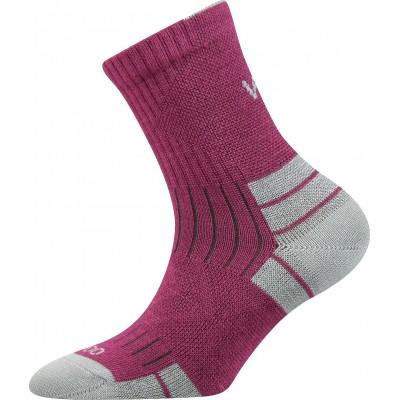 Voxx Dětské bambusové Ponožky Belkinik ostružinová