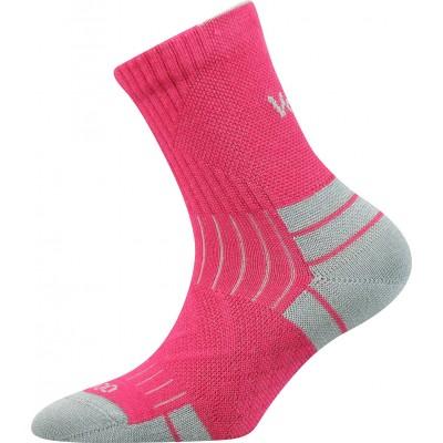 Voxx Dětské bambusové Ponožky Belkinik Magenta