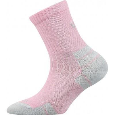 Voxx Dětské bambusové Ponožky Belkinik Růžová