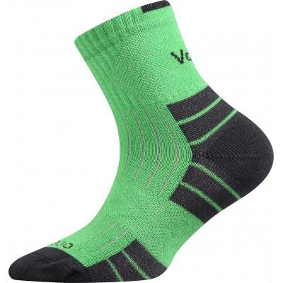 Voxx Dětské bambusové Ponožky Belkinik zelená