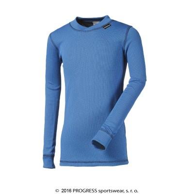 Progress MS NDRD dětské funkční tričko dlouhý rukáv...