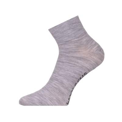 Slabé Merino ponožky FWE 800 šedé