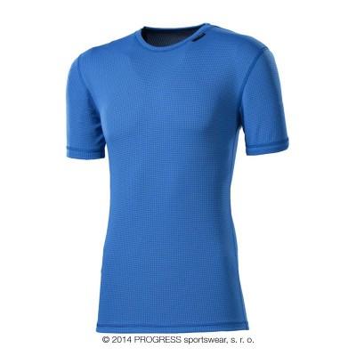 Progress MS NKR pánské funkční tričko s krátkým rukávem...