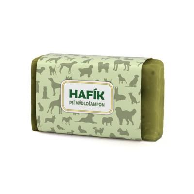 Naturinka Hafík psí mýdlošampon velký (110 g)