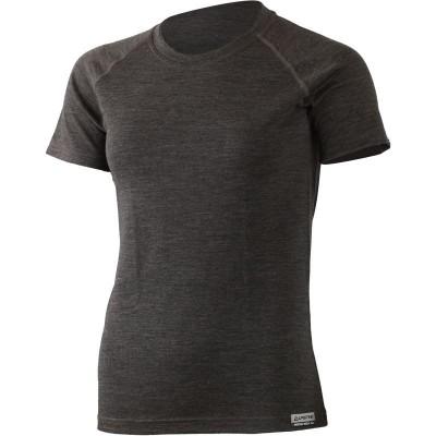 Lasting Dámské 100%merino tričko ALEA šedé 8169