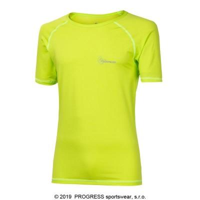 Progress ST NKR pánské funkční tričko s krátkým rukávem...