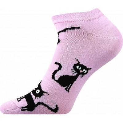 Ponožky Voxx Piki 33 Fialová