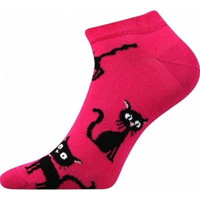 Ponožky Voxx Piki 33 Magenta