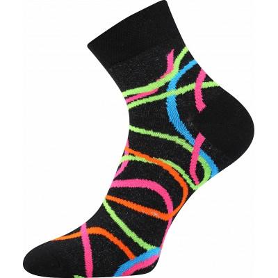 Ponožky Boma Ivana 47 černá
