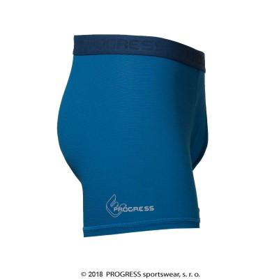 Progress ST SKN pánské boxerky modrá