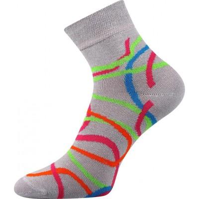 Ponožky Boma Ivana 47 šedá