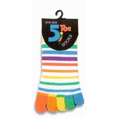 Boma dámské ponožky prstové 48006