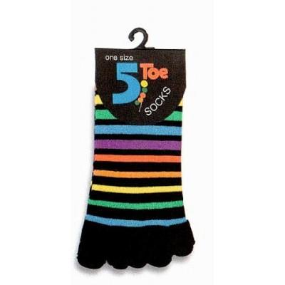 Boma dámské ponožky prstové 48006 černá