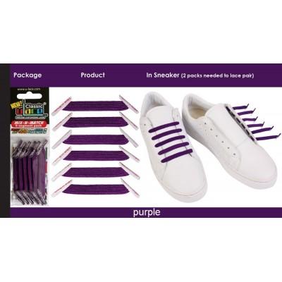 VTR Zázračné tkaničky U-Lace purple